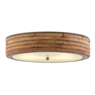 Currey & Company Lighting Verandah Flush Mount 9999-0036