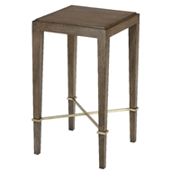 Currey & Company Home Verona Chanterelle Drinks Table 3000-0114 - Chanterelle/Champagne