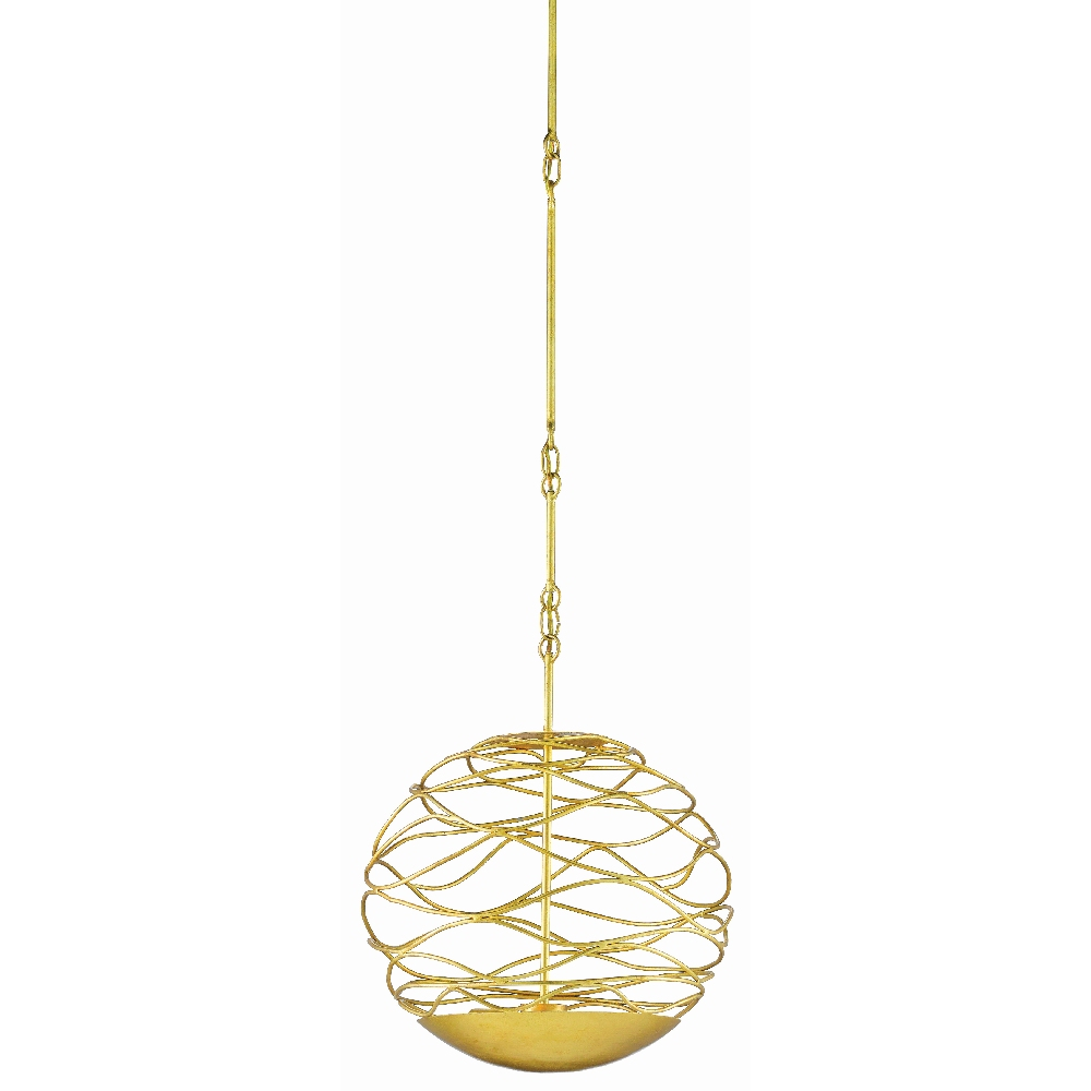 Currey And Company Orb Chandelier: Currey & Company Lighting Chaumont Small Orb Chandelier