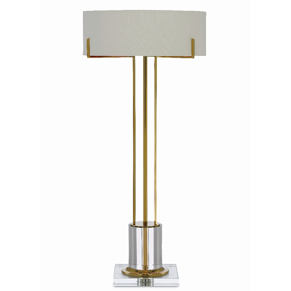 Currey Company Lighting Winsland Brass Table Lamp 6000 0355 Pld
