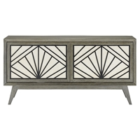 Currey & Company Home Mika Cabinet