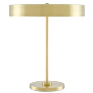 Currey & Company Lighting Cernealia Table Lamp 6000-0500 - Brushed Brass