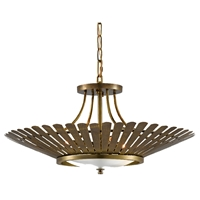 Currey & Company Lighting Davina Chandelier
