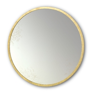 Currey & Company Wall Decor Aline Mirror in Large