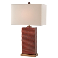 Currey Shade-Archer Table Lamp