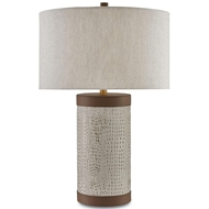 Currey & Company Lighting Baptiste Table Lamp