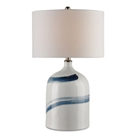 Currey Shade- Essay Table Lamp