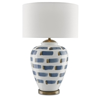 Currey & Company Lighting Brushstroke Table Lamp