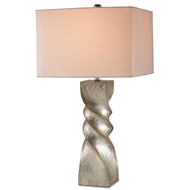 Currey Light Fixtures - 6793 Danzey Table Lamp-Composite Table Lamps