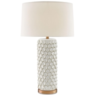Currey & Company Lighting Calla Lily Table Lamp