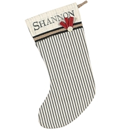 Eastern Accents Tis The Season Stocking