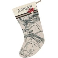 Eastern Accents Good Cheer Stocking
