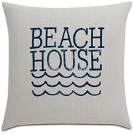 Eastern Accents Beach Living Pillows