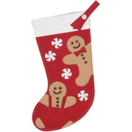 Eastern Accents Sweet Friends Stocking