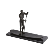 Global Views SUP Iron Sculpture 8.82447