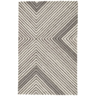 Jaipur Tremont Rug From Asos Collection AOS02 - Gray/Cream