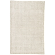 Jaipur Basis Rug From Basis Collection BI25 - Ivory/Light Gray