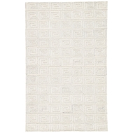 Jaipur Harkness Rug From Capital Collection CAP03 - White/Gray