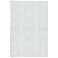 Jaipur Haige Rug From Catalina Collection CAT48 - Light Blue/White