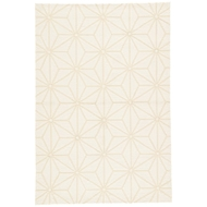 Jaipur Haige Rug From Catalina Collection CAT49 - White/Cream