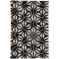 Jaipur Haige Rug From Catalina Collection CAT51 - Black/Gray