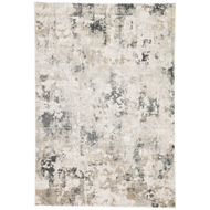 Jaipur Lynne Rug From Cirque Collection CIQ01 - White/Gray
