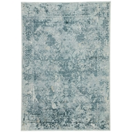 Jaipur Yvie Rug From Cirque Collection CIQ05 - Blue/Teal
