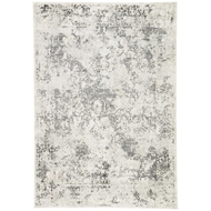 Jaipur Yvie Rug From Cirque Collection CIQ06 - White/Gray