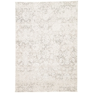 Jaipur Alonsa Rug From Cirque Collection CIQ10 - Gray/White