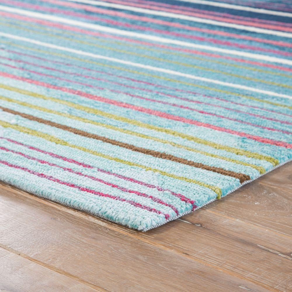Corner View - Jaipur Ketchum Rug From Colours Collection CO27 - Multicolor