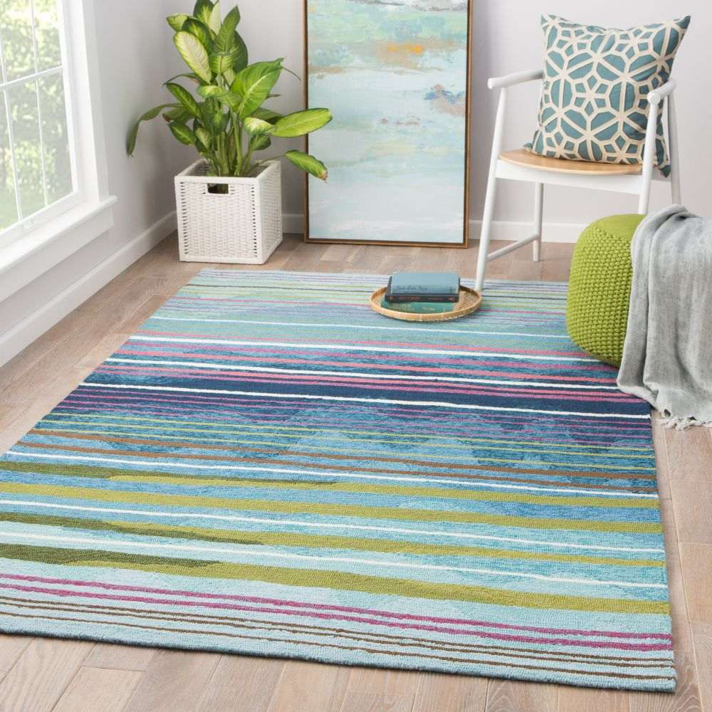 Room View - Jaipur Ketchum Rug From Colours Collection CO27 - Multicolor