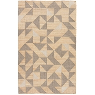 Jaipur Utah Rug From Collins Collection COI03 - Beige/Gray