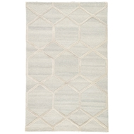 Jaipur Cleveland Rug From City Collection CT105 - Cream/Gray