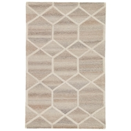 Jaipur Cleveland Rug From City Collection CT107 - Gray/Cream