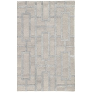 Jaipur Dallas Rug From City Collection CT112 - Beige/Silver