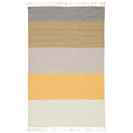 Jaipur Swane Rug From Desert Collection DES17 - Yellow/Tan