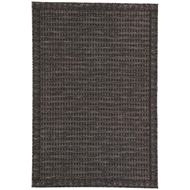 Jaipur Melon Rug From Decora by Nikki Chu Collection DNC11 - Gray/Black