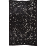Jaipur Gala Rug From Eclipse Collection ECL01 - Black