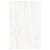 Jaipur Palmer Rug From Fables Collection FB159 - White/Cream