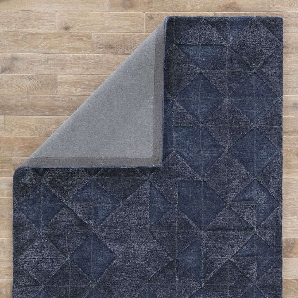 Other - Jaipur Jace Rug From Genesis Collection GES04 - Dark Blue