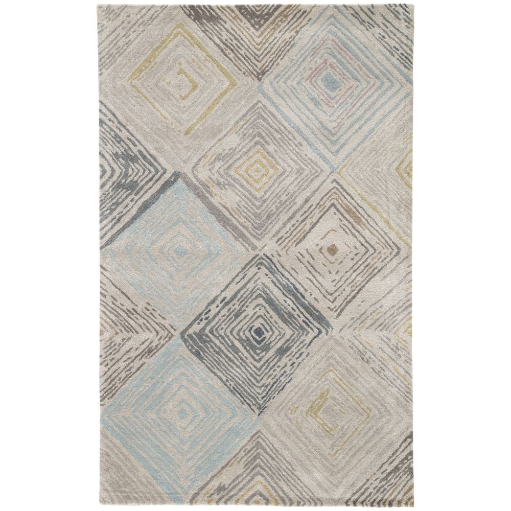 Jaipur Holland Rug From Genesis Collection Ges05 Light Gray Blue