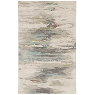 Jaipur Ryenn Rug From Genesis Collection GES06 - Gray/Blue
