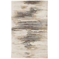 Jaipur Ryenn Rug From Genesis Collection GES07 - Cream/Gold