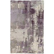 Jaipur Matcha Rug From Genesis Collection GES09 - Gray/Purple