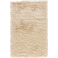Jaipur Heron Rug from Heron Collection - Cream