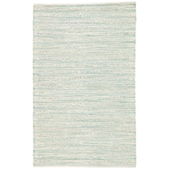 Jaipur Canterbury Rug From Himalaya Collection HM27 - White/Turquoise