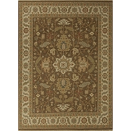 Jaipur Margara Rug From Jaimak Collection JM16 - Brown/Tan