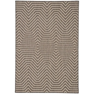 Jaipur Prima Rug From Knox Collection KNX10 - Dark Gray/Cream