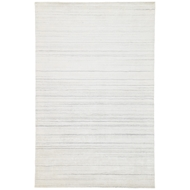 Jaipur Oplyse Rug From Lefka Collection LEF02 - White/Gray