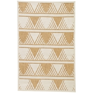 Jaipur Mekka Rug From Meridian Collection MED04 - Beige/White